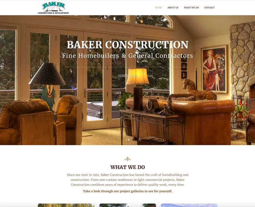 Baker Construction Co.