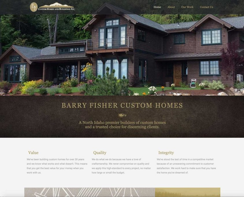 Barry Fisher Custom Homes